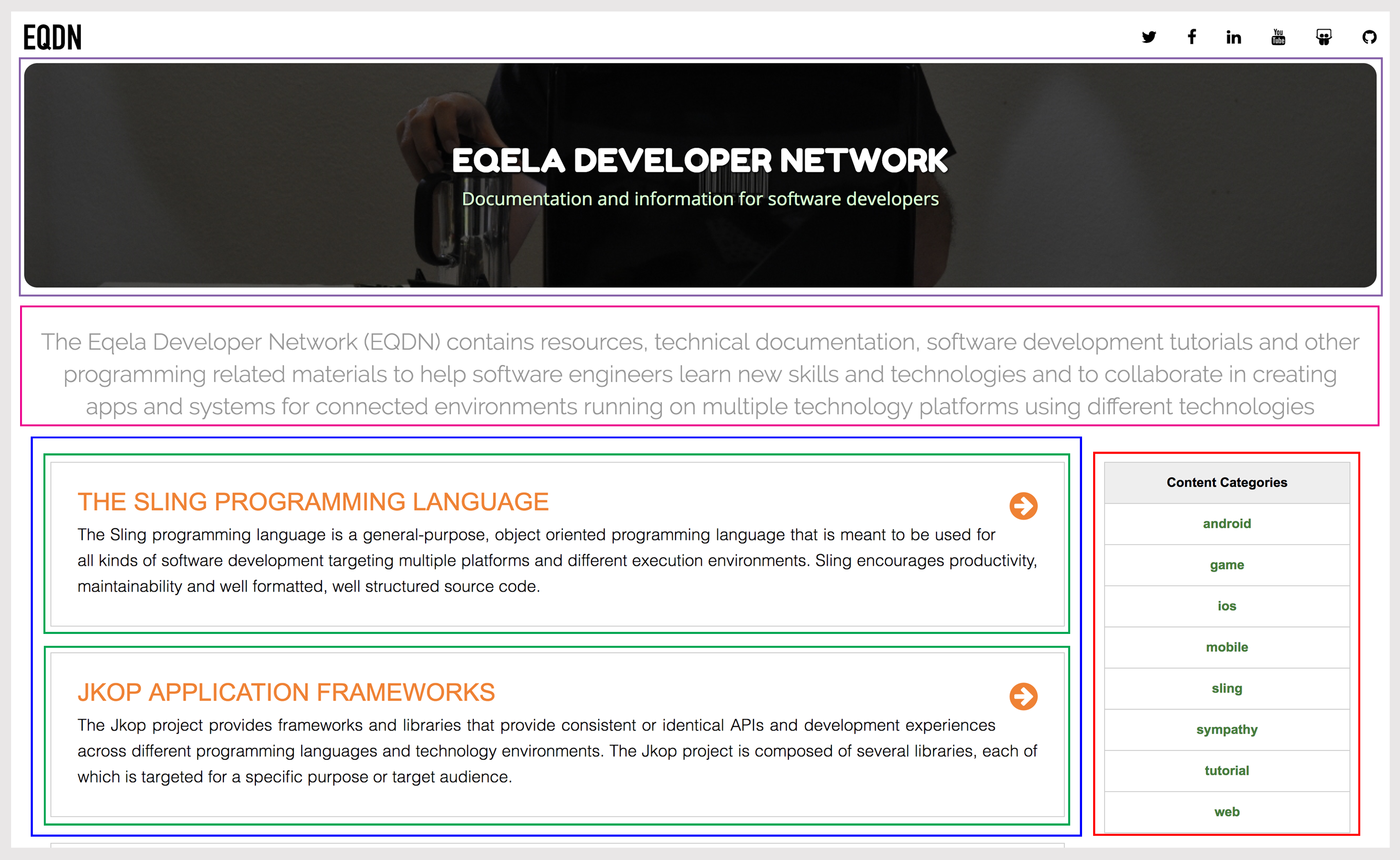 React JS Tutorial | Eqela Developer Network